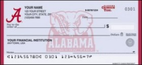Alabama Logo Checks