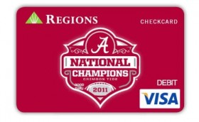 Alabama Credit Card